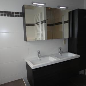 Renovatie badkamer Hoevenen