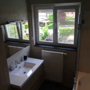 Renovatie badkamer naStabroek